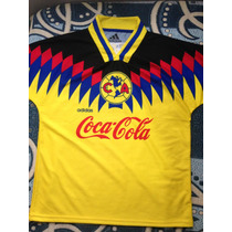 Jersey America Retro Reedición Rombos 1994