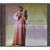 Cd Elaine Martins - Muda-me (bônus_playback)