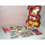Combo Piñata De Mickey Mouse+accesorios Para Fiesta+obsequio