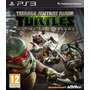 Tortugas Ninja Out Of The Shadows Ps3 Entrego Hoy Mg15