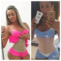2 Cintas Modeladora D Cintura Juju Salimeni Gracyane Barbosa