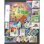 Coleccion De Timbre De Mexico 1991