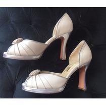 Zapatos De Cuero Lonte