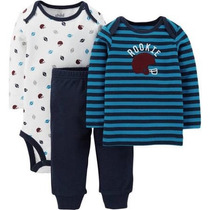 Camisa Pantalón Pañalero Carters Bebe Prematuro Envio Gratis