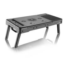 Mesa Notebook Cooler Table 3 Em 1 Multilaser Usb Ac163