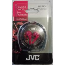 Auriculares Jvc Ha-f10c