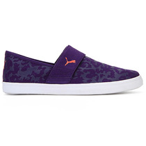 Tenis Casual Lazy Slip On Dot Para Mujer 02 Puma 357316