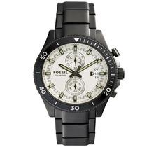 Relógio Fossil Cronógrafo Masculino Ch2999/1bn