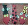 Corbatas En Foami Para Fiestas