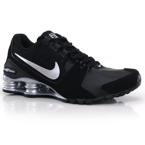 b3f1c371126 Tênis Nike Shox Avenue Ltr Preto - Way Tenis - R  499