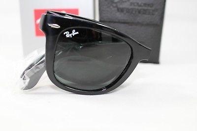 dc80763a7 Oculos De Sol Ray Ban Wayfarer Dobravel Folding Rb4105 50mm - R$ 178,90 em  Mercado Livre