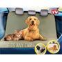 Alfombra Funda Para Mascota Auto Universal Para Perro Gato