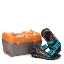 Sandália Infantil Grendene Hot Wheels - 23 Ao 34 - Azul