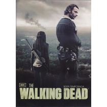 The Walking Dead Sexta Temporada 6 Seis Serie Tv Dvd