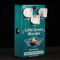 Mad Professor Pedal Overdrive Little Green Wonder Imp Ofcial