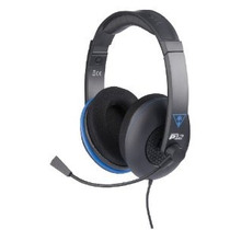 Turtle Beach Ear Force P12 Gaming Headset Estéreo Amplificad
