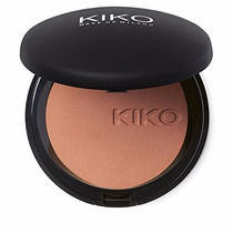 Pó Bronzeador Mineral - Kiko - Cor 101 Spicy Brown