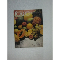 Ícaro Revista De Bordo Varig