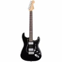 Guitarra Electrica Fender Strato Blacktop