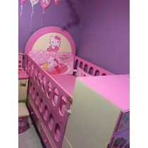Cama Cuna Kitty Princess Lagunilla