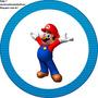 Mario Bros difusor personalizado 50 cc 100 cc