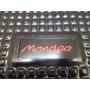 Cubre Alfombra Vapren Para Ford Mondeo 01/...