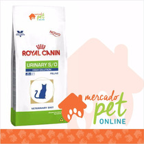 Ração Royal Canin Feline Veterinary Diet Urinary S/o 7,5 Kgs