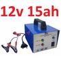 Carregador Bateria 12v 15a Automotiva Carro Moto Cb-15at Sc