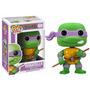 Funko Pop Tartarugas Ninjas Donatello Novo Na Caixa Pronta E