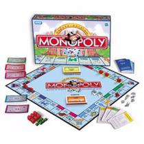 Monopoly De Lujo Licencia Original Hasbro