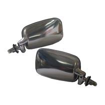 Espelho Retrovisor Externo Fusca 59 - 96 Cromado Novo