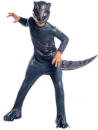 Rubies Mundo Jurásico Fallen Kingdom Childs Indoraptor Cost ...