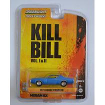 1971 Dodge Charger Kill Bill Serie Hollywood Greenlight