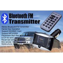 Kitpantalla Lcd Reproductor De Mp3 Bluetooth Coche