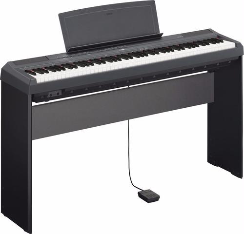 Piano Digital Yamaha Bogota : piano digital yamaha p115 mueble pedal usb citimusic en mercado libre ~ Russianpoet.info Haus und Dekorationen