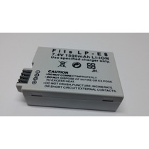 Bateria Lp E8 Lpe8 Canon T2i T3i T4i T5i 550d 600d 650d 700d