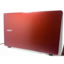 Tampa Acer E5 Series E5-571/moldura Ap154000420ha Vermelha