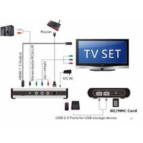 Reproductor Multimedia Hd C-transmisión En Red Encore Enmmp