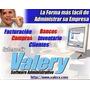 Software Valery 2.7.4 Lleva La Administración De Tu Empresa