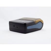 Impressora Portátil Térmica Bluetooth P/ Vendedor Ambulante