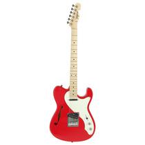 Guitarra Tagima Telecaster T484 Hollow Body Vermelho Fiesta