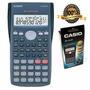 Calculadora Científica Casio Fx 82 Ms 240 Funciones