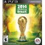 2014 Fifa World Cup Brazil Ps3- Cd Nuevo - Game Zone