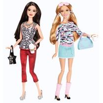 Muñeca Barbie Life In The Dreamhouse Raquelle & Summer .