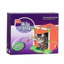 Escondite Para Gatos Juego Tunel Casita Para Gatos