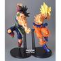 Figura Dragon Ball Goku Saiyajin 23cm Banpresto Vegeta Cell