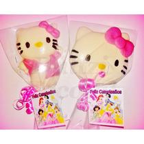 Recuerdo Paletas De Chocolate De Hello Kitty Micky Minions