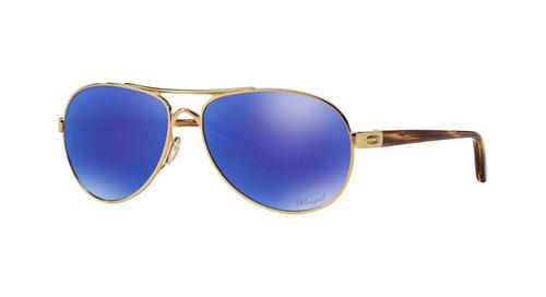 7d4c12614d Gafas Oakley Tie Breaker Pol Gold W/violet Irid Pol - $ 710.000 en ...