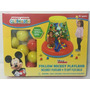 Pelotero Inflable Disney Mickey Con 15 Pelotas Art Jyj3286