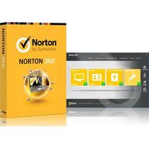 Norton 360 Antivirus, 1 Año 3 Pcs, Licencia Válida Original